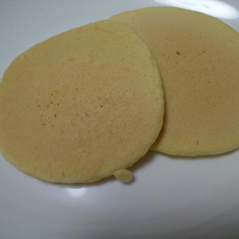 ホテルニューオータニ風ホットケーキ.JPG